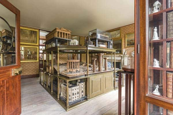 MIT launches three-year collaboration with London's Soane Museum