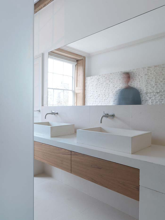 Marylebone House by McLaren Excell