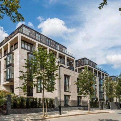 Scape Design Associates creates Landscape Design for exclusive new London apartments