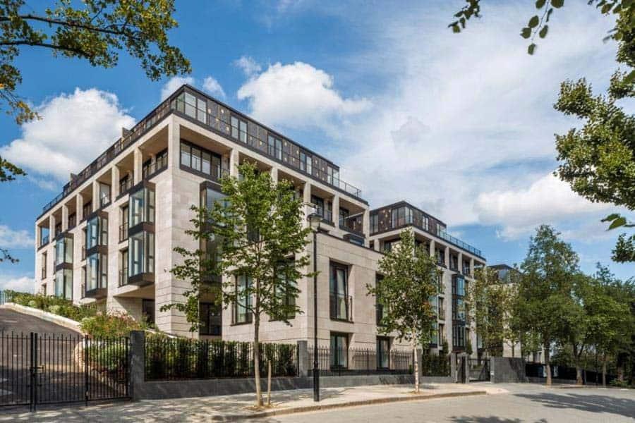 Scape Design Associates creates Landscape Design for exclusive new London apartments