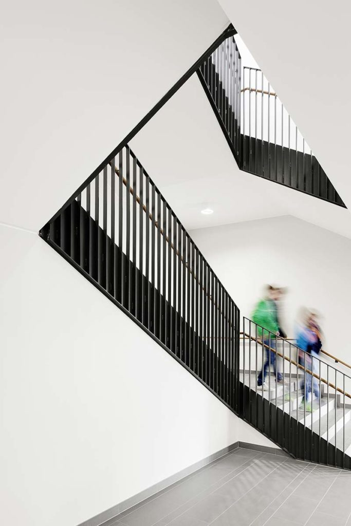 Martin Luther School conversion and extension in Germany is now completed