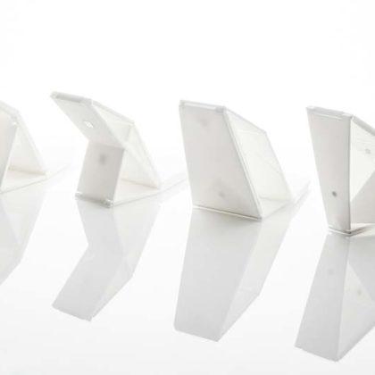 HEEL2- adjustable heel by Laura Papp
