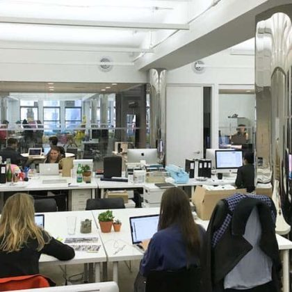 Columbia (GSAPP) launches an architecture, culture and technology incubator at NEW INC.