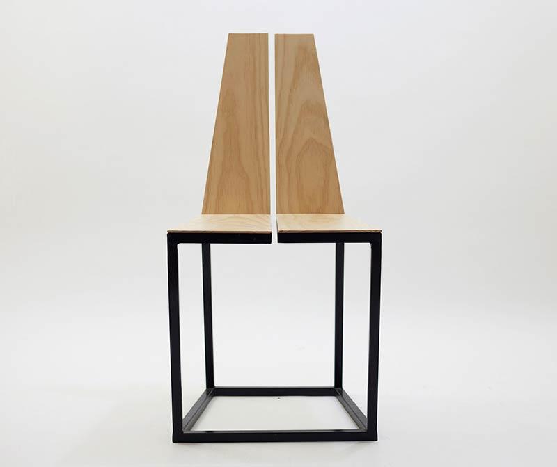 Second Place - Simmis Chair by Studio La Cube