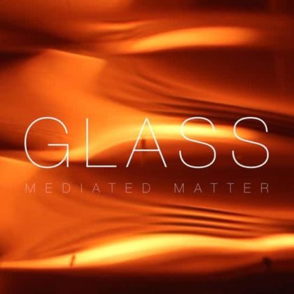 G3DP - 3D Printing glass developed by MIT Media Lab