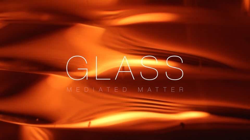 G3DP - 3D Printing glass developed by MIT Media Lab