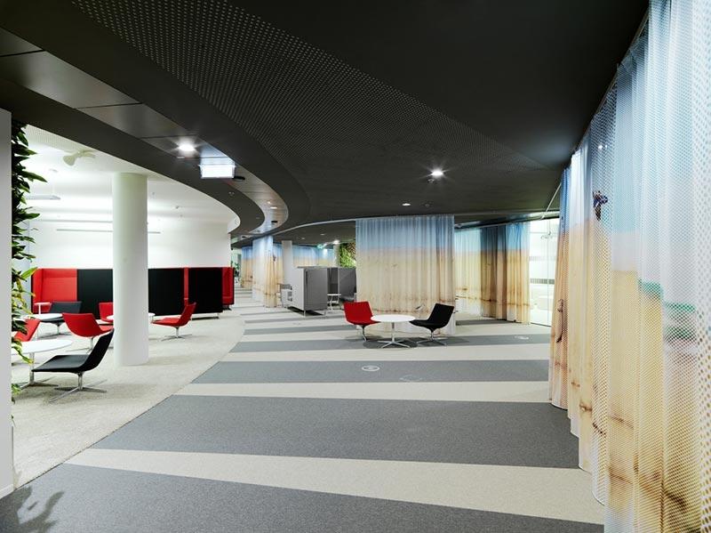 ÖBB Headquarters Vienna by INNOCAD