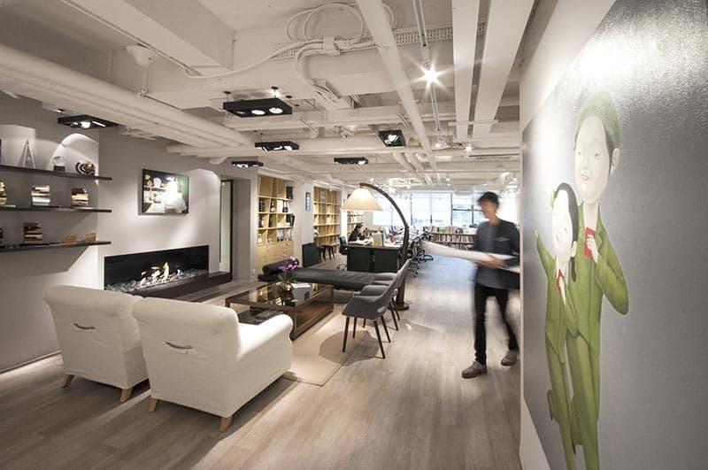 Cheil Hong Kong is a creative workspace that 'feels like home'