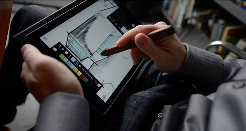 Morpholio launched Trace Pro for iPad Pro & Pencil