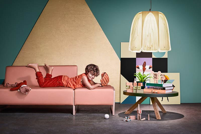 """Trend Tips"" - a new campaign by Masquespacio for LZF Lamps"