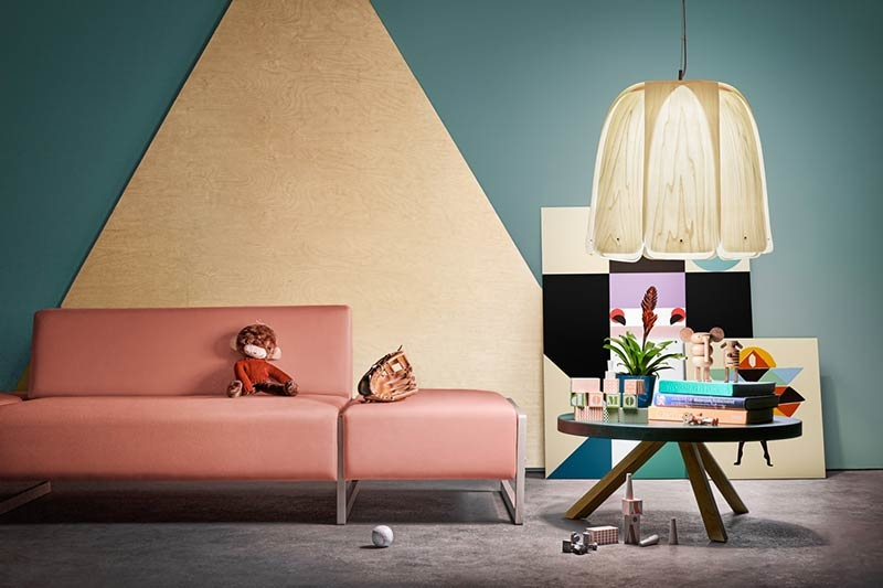"""""""Trend Tips"""" - a new campaign by Masquespacio for LZF Lamps"""
