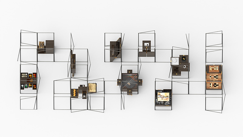 The first comprehensive exhibition by Brad Cloepfil/Allied Works Architecture