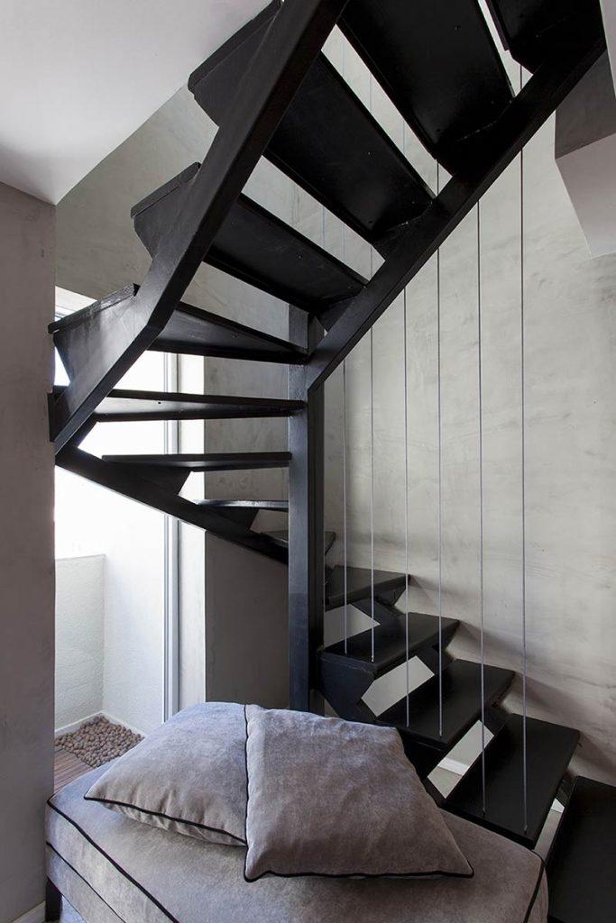 Tucuna Apartment by triaarquitetura