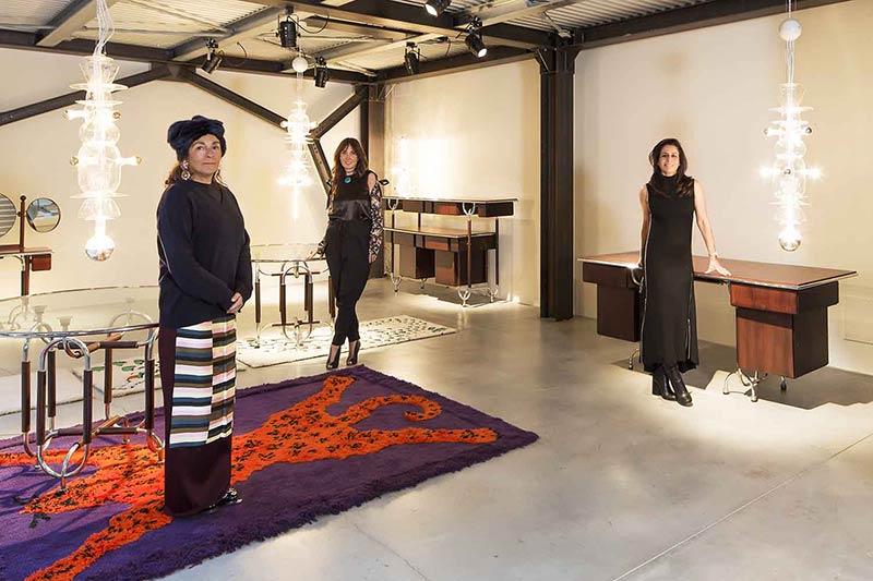 Nilufar Gallery launches SQUAT London in collaboration with Shalini Misra Ltd