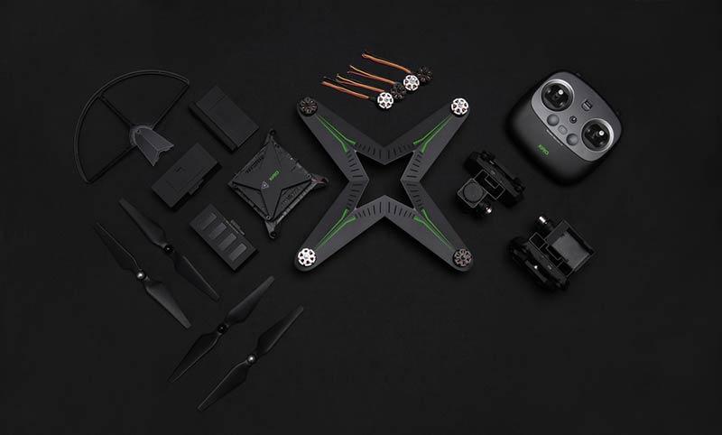 XIRO Xplorer Unmanned Aerial Vehicle