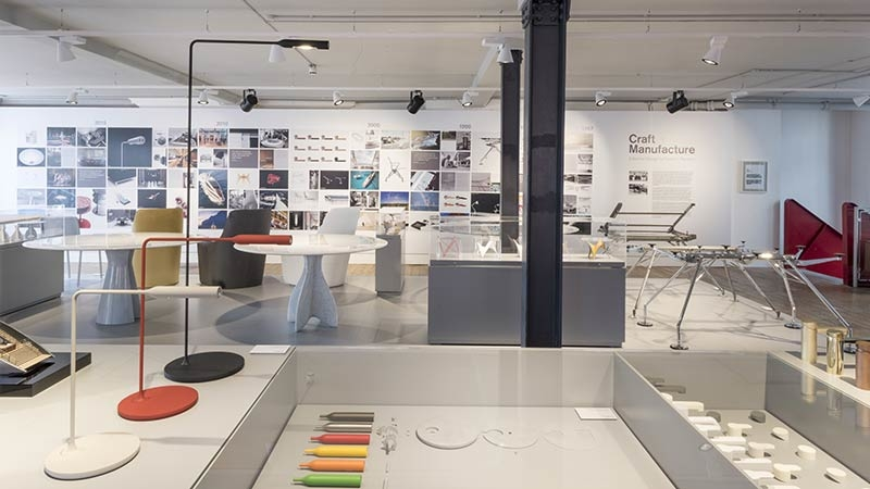 Exhibition of Foster + Partners' industrial design work opens in London