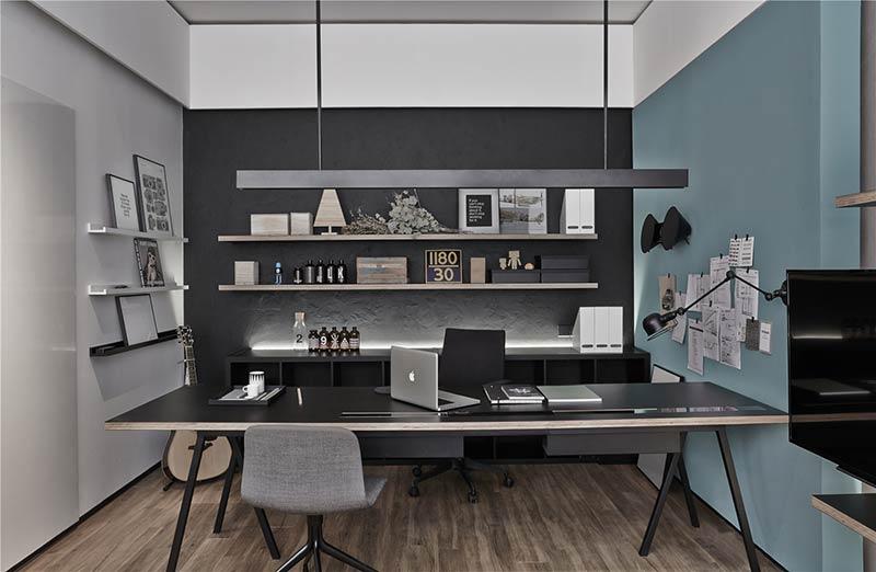LK+RIGI DESIGN Office Design in Shanghai, China