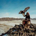 Frédéric Lagrange and the Kazakh Eagle Hunters