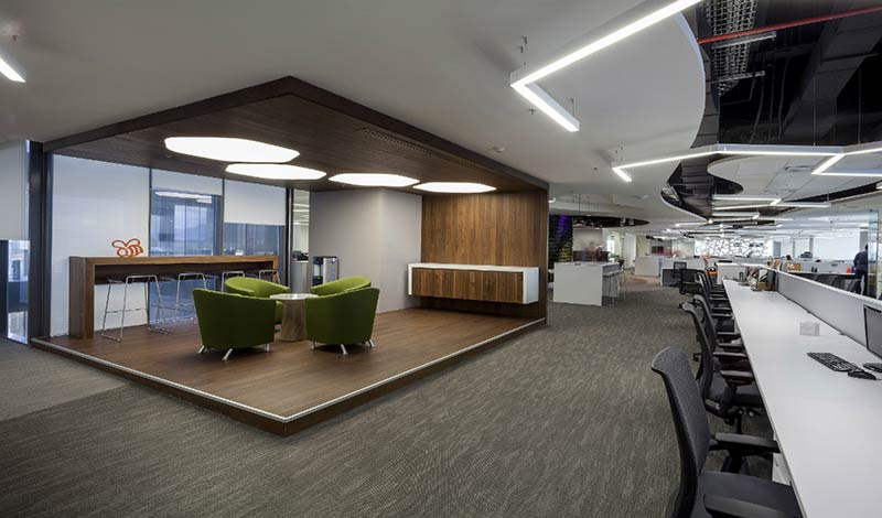 Nutrisa offices by SpAce