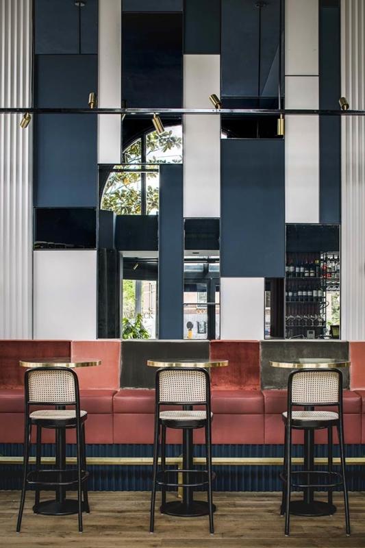 Cafe Waldeck Amsterdam by Framework Studio