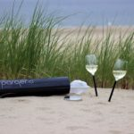 Parqer - The wine glass for outdoor use