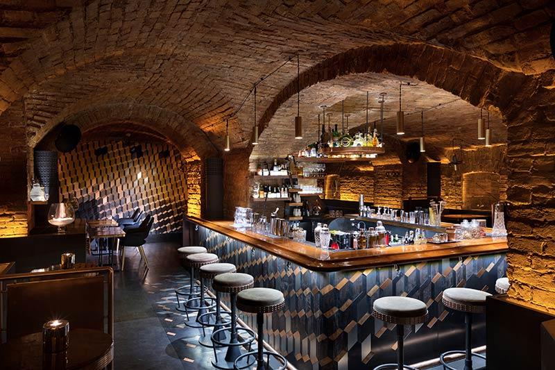 LoggerHead Bar by YOD studio of commercial design