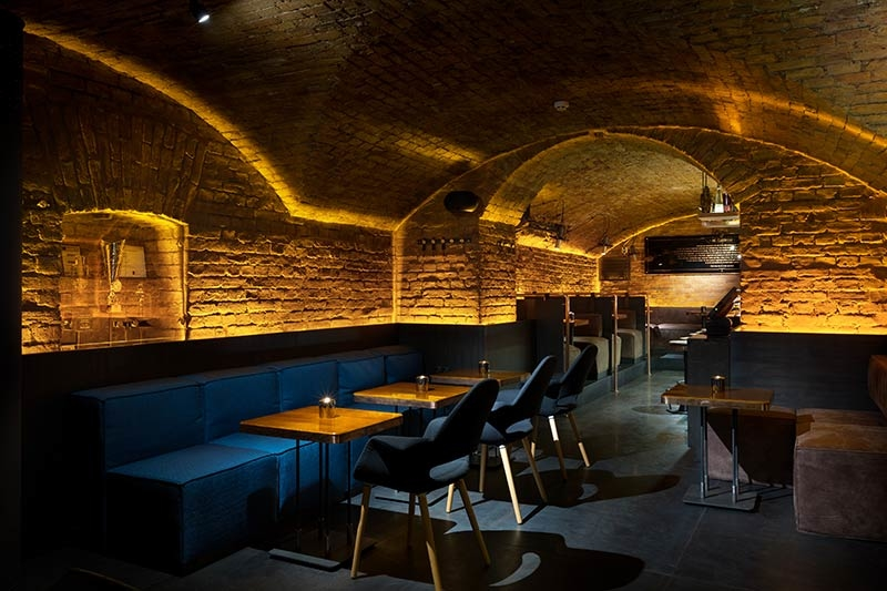 LoggerHead Bar by YOD studio of commercial design
