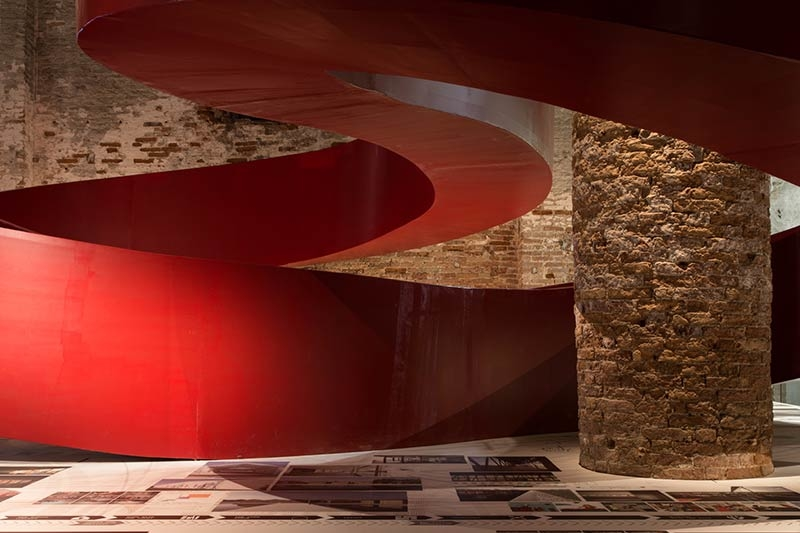 Aequilibrium - Installation by C+S Architects