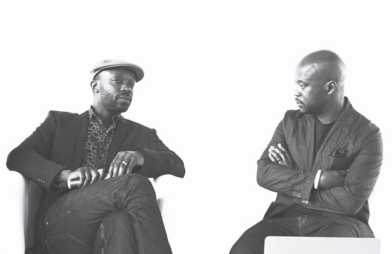 David Adjaye and his composer brother Peter are releasing a vinyl record