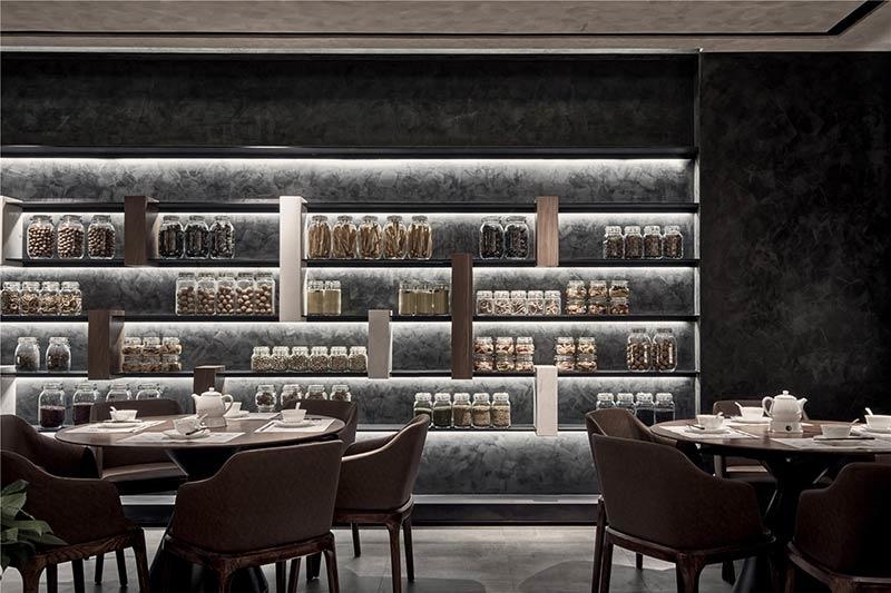 Xi Ding-Dumpling Restaurant by RIGI Design