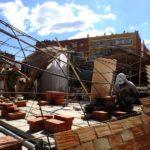 Construction of Brick-topia