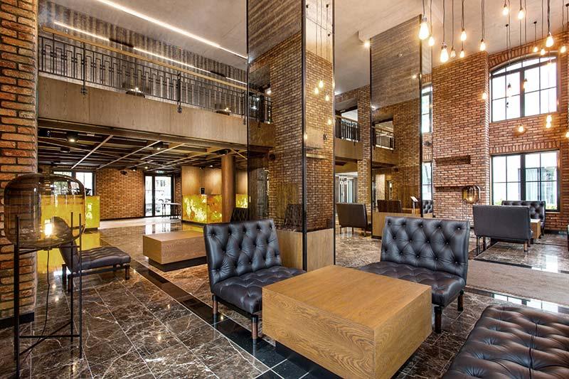 Almond Hotel / Ideograf