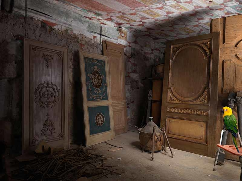 "Bertelè presents the new custom-made ""Doors"" selection"