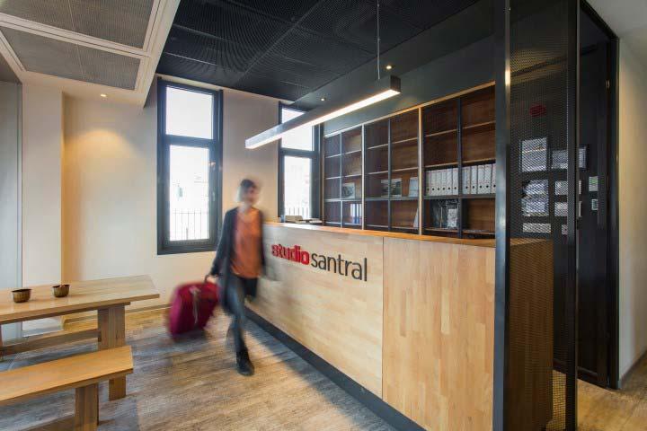 Studio Santral by nord architecture-design