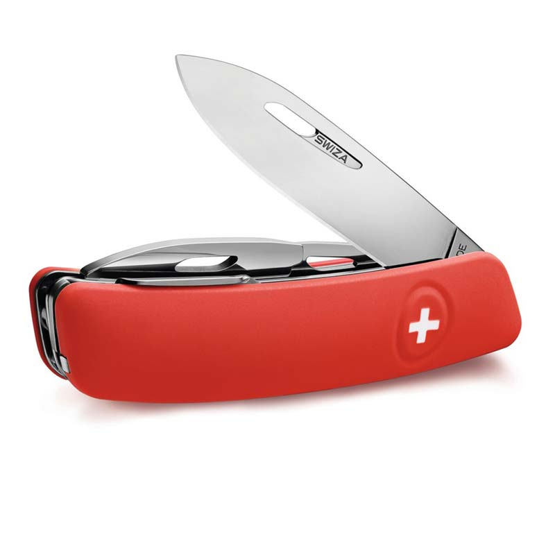 The SWIZA pocket knife receives the highest design award: the Red Dot 2016