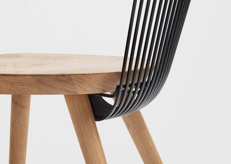 WW Chair - A contemporary twist to a traditional design language