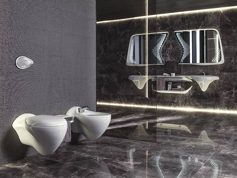 Vitae Collection by Zaha Hadid Design for Porcelanosa