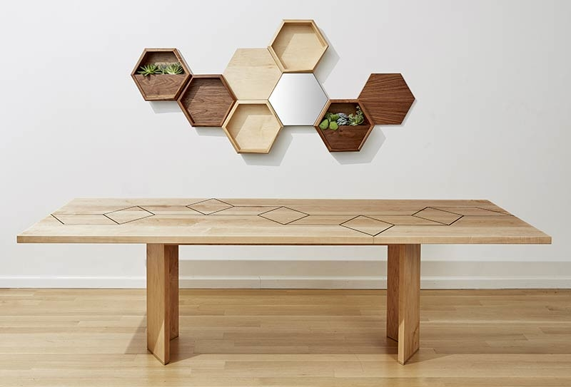 New Brooklyn-Made Multi-Use Furnishings from Think Fabricate