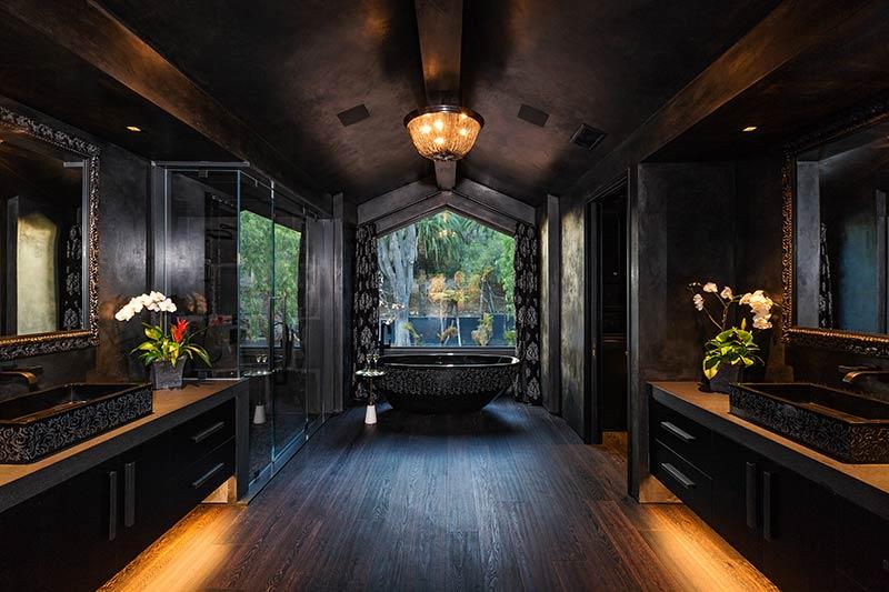 Hocking Residence by Doug Burdge in Malibu