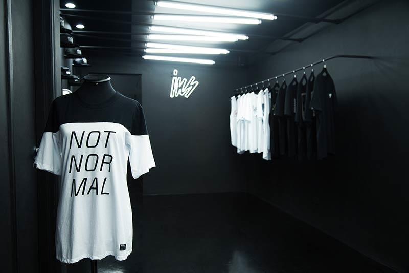 Insanis - a Clothing Store by ANGATU