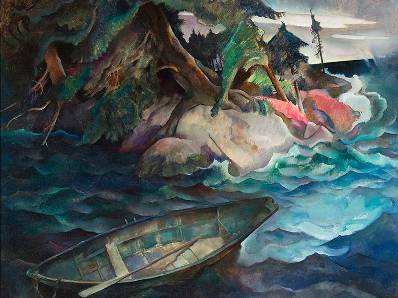 Rural Modern: American Art Beyond the City Exhibition on view at Brandywine River Museum of Art