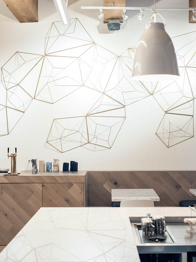 Small Victory Bread & Coffee by Leckie Studio Architecture + Design