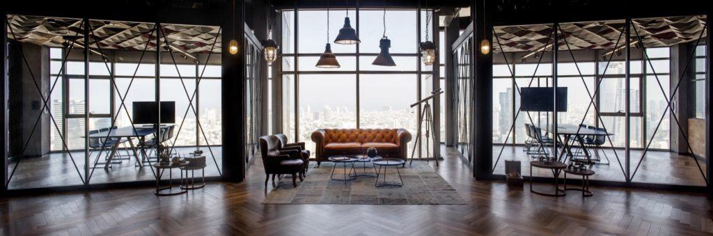 Windward HQ by Roy David Studio