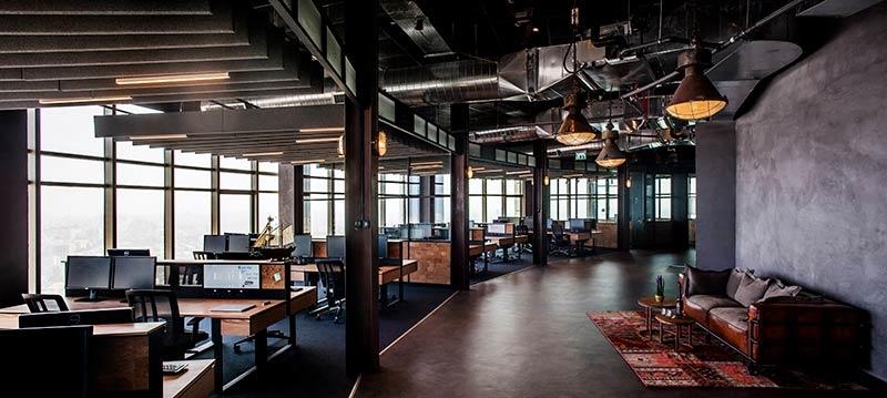 Windward HQ / Roy David Studio