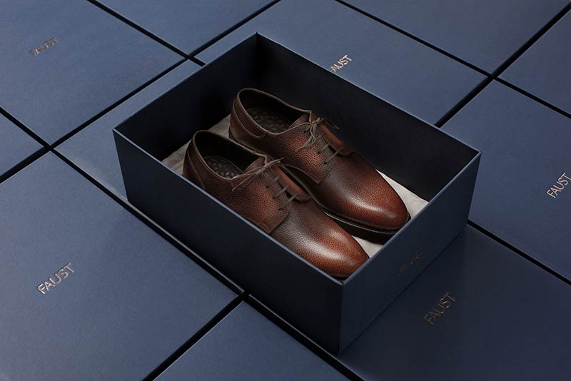 Snøhetta designs signature store and visual identity for high-end shoemaker Faust