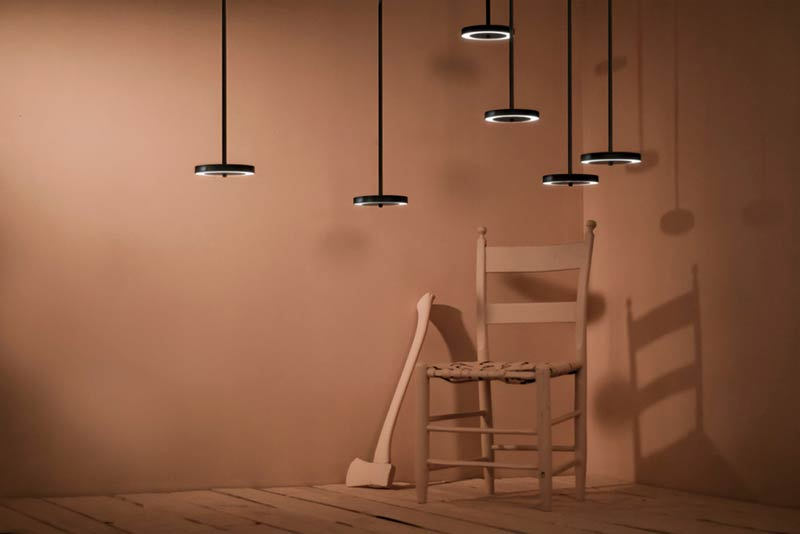 Larose Guyon's new lighting collection Le Royer