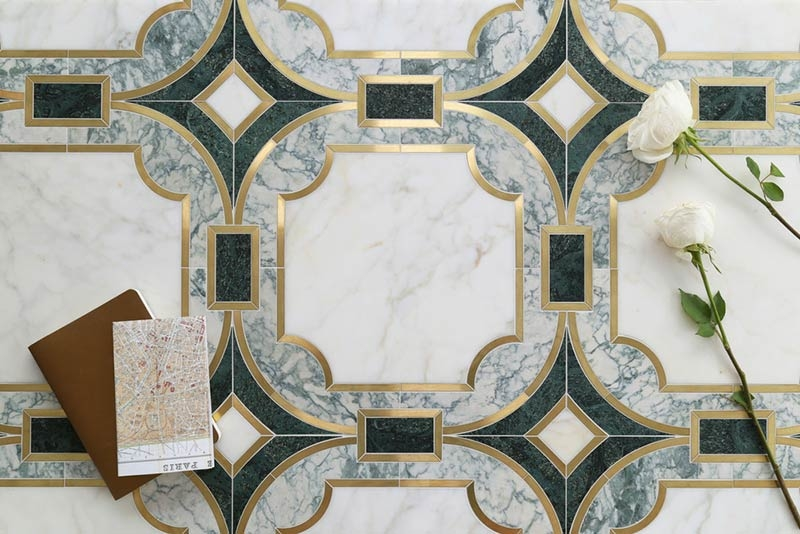Launch of the Odyssée Collection by Mosaïque Surface