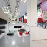 Tecno opens a technological space at the service of designers in Madrid