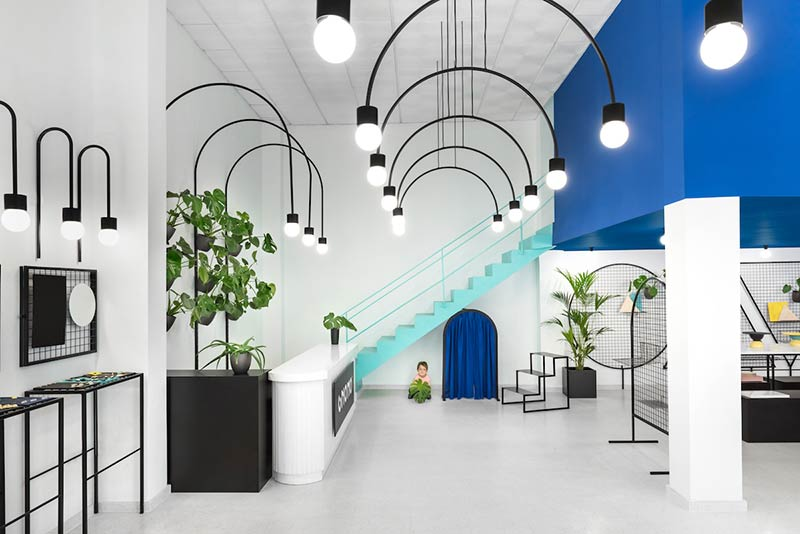 Masquespacio designs Gnomo's new lifestyle shop