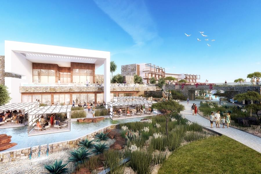 Scape Design conceives landscape with cultural roots for Fairmont Taghazout Bay